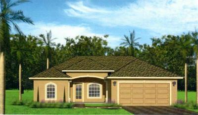 North Port Single Family Home For Sale: 4650 Lummus Street