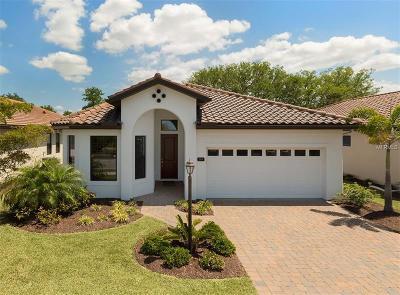 Venice Single Family Home For Sale: 203 Nolen Drive