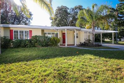 Venice Single Family Home For Sale: 324 E Seminole Drive