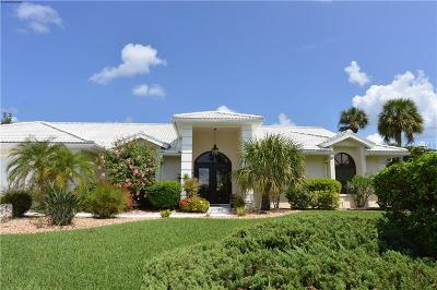 Venice Single Family Home For Sale: 556 Warwick Court