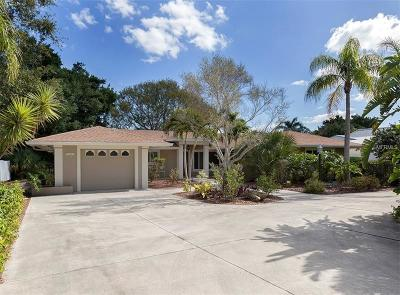 Venice Single Family Home For Sale: 324 Bayshore Drive