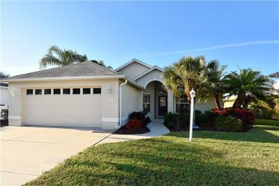 Venice Single Family Home For Sale: 194 Venice Palms Boulevard