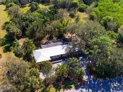 Single Family Home For Sale: 4841 Riverside Drive