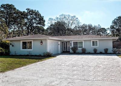 Nokomis Single Family Home For Sale: 1350 Ewing Street