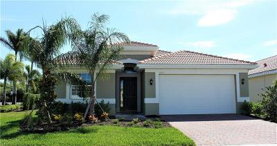 Venice Single Family Home For Sale: 19308 Yellowtail Court