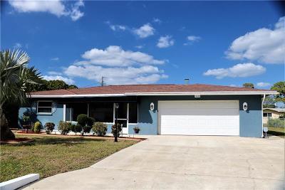 Venice Single Family Home For Sale: 1408 E Gate Drive
