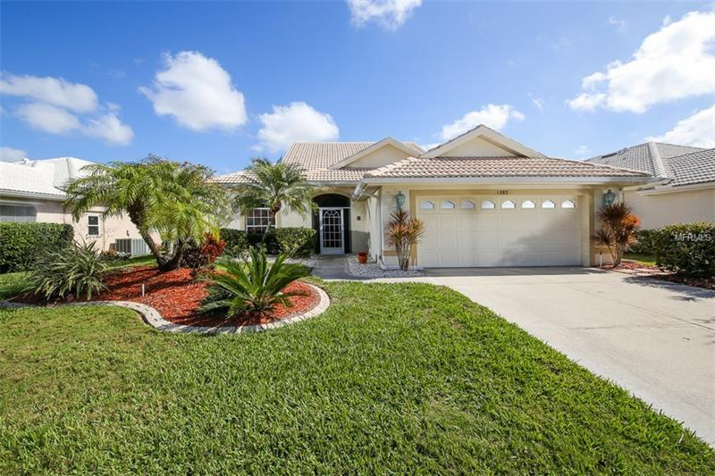 1283 Highland Greens Drive, Venice, FL.| MLS# N5916626