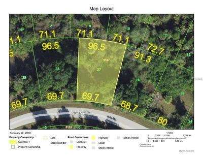 Port Charlotte Residential Lots & Land For Sale: 13298 Laredo Circle
