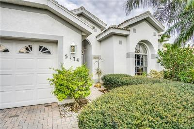 Sarasota Single Family Home For Sale: 5174 Highbury Circle