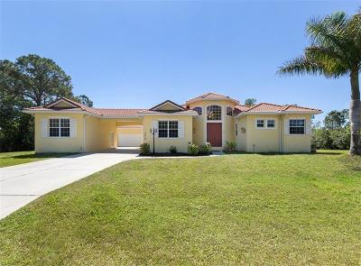 Port Charlotte Single Family Home For Sale: 13419 Eleanor