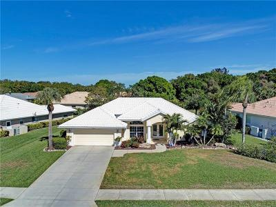 Venice Single Family Home For Sale: 478 Lake Of The Woods Drive