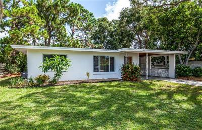 Venice Single Family Home For Sale: 317 Aurora Street E
