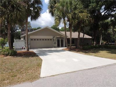 North Port Single Family Home For Sale: 3883 Magara Terrace