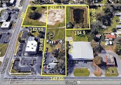 Kissimmee Residential Lots & Land For Sale: 2720 N Orange Blossom Trail