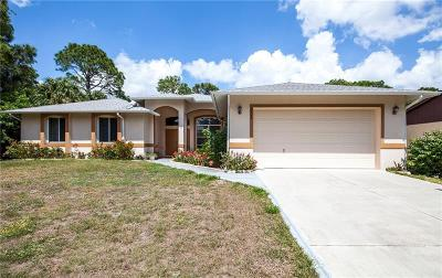Single Family Home For Sale: 2802 Cartwright Lane