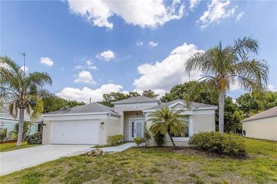 Venice Single Family Home For Sale: 230 Fareham Drive