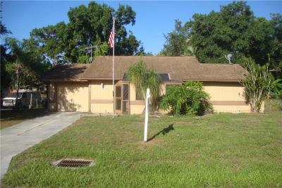 Venice Single Family Home For Sale: 3064 Concord Road