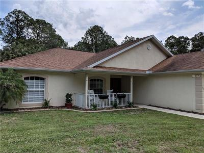 Single Family Home For Sale: 5560 Gaitor Terrace