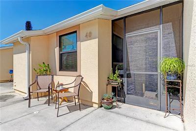 Englewood Condo For Sale: 6796 Gasparilla Pines Boulevard #40