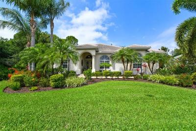 Venice Golf & Country Club Single Family Home For Sale: 507 Summerfield Way