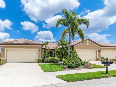 Venice Single Family Home For Sale: 2092 Batello Drive