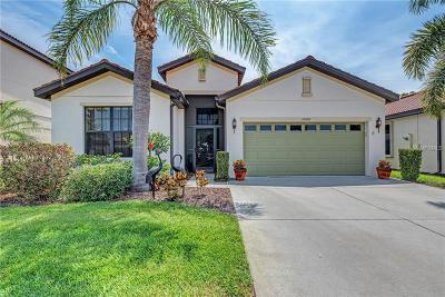 Venice Single Family Home For Sale: 20666 Capello Drive