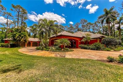 Sarasota Single Family Home For Sale: 7103 Proctor Road