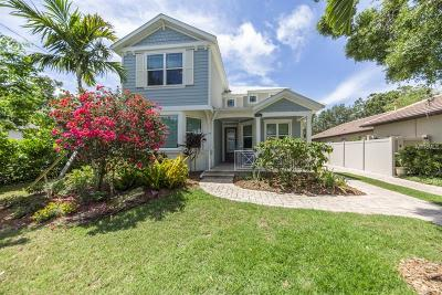 Sarasota Single Family Home For Sale: 1716 Arlington Street