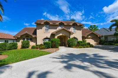 Venice Single Family Home For Sale: 283 Venice Golf Club Drive