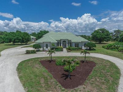 Nokomis Single Family Home For Sale: 300 Sorrento Ranches Drive