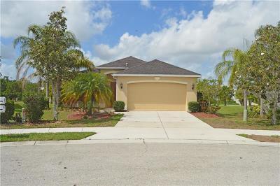 Bradenton FL Single Family Home For Sale: $345,000