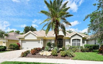 Venice Golf & Country Club Single Family Home For Sale: 368 Cedarbrook Court
