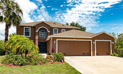 Port Charlotte Single Family Home For Sale: 14481 Edna Circle
