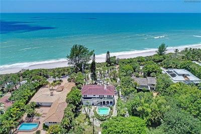 Nokomis FL Single Family Home For Sale: $2,499,999