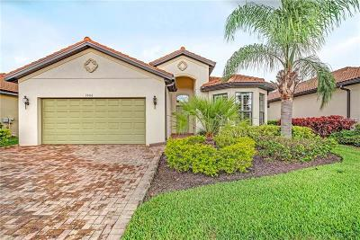 Single Family Home For Sale: 20468 Pezzana Drive