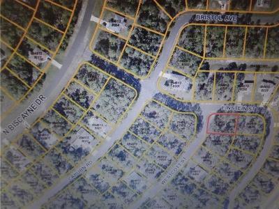 Residential Lots & Land For Sale: Westcott Street