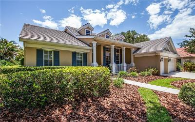 Osprey Single Family Home For Sale: 770 Shadow Bay Way