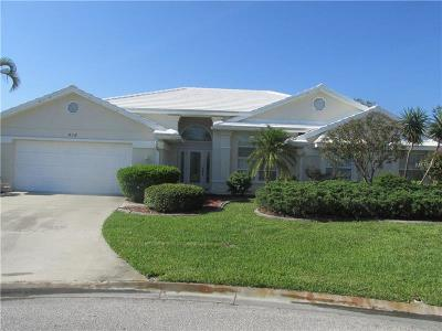 Venice FL Single Family Home For Sale: $489,000