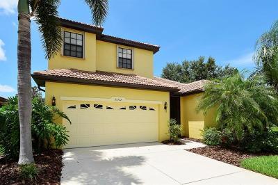 Venice Single Family Home For Sale: 20732 Capello Drive