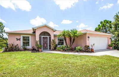 Single Family Home For Sale: 2406 Duar Terrace