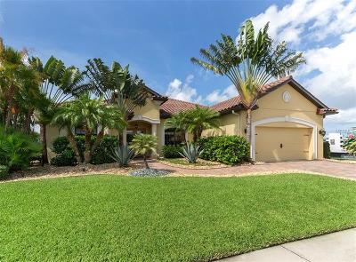 Venice Single Family Home For Sale: 13659 Brilliante Dr