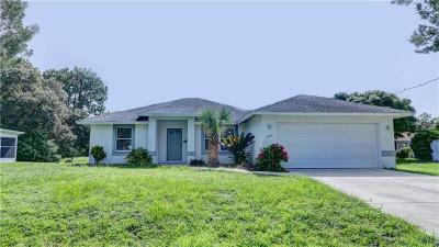 Venice FL Single Family Home For Sale: $216,900