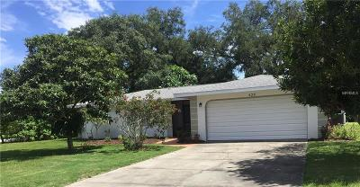 Venice FL Single Family Home For Sale: $259,900