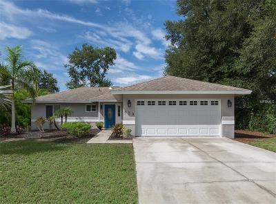 Venice FL Single Family Home For Sale: $359,000