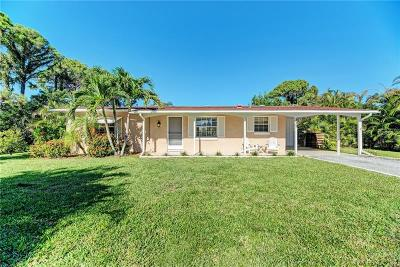 Venice FL Single Family Home For Sale: $574,900