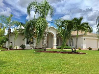 Rotonda West Single Family Home For Sale: 441 Rotonda Circle