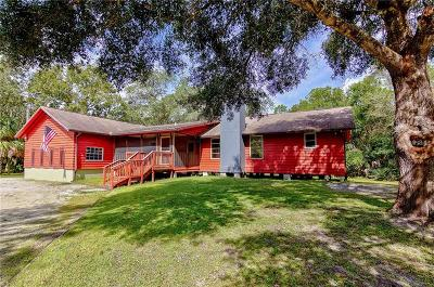 North Port Single Family Home For Sale: 6635 Tidwell Street