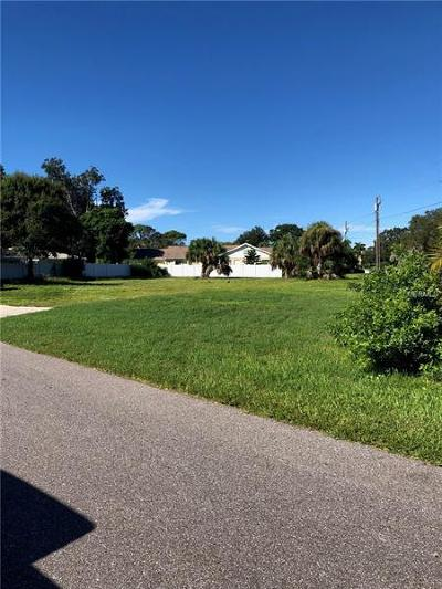 Venice Residential Lots & Land For Sale: 601 Laguna Drive