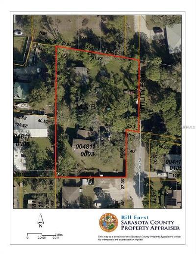 Sarasota Residential Lots & Land For Sale: 938 Gantt Avenue