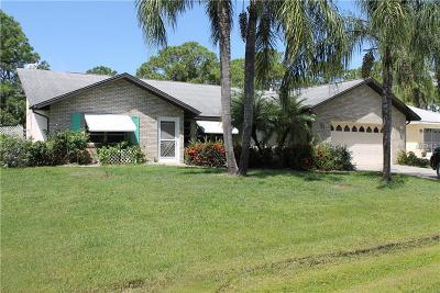 Port Charlotte Single Family Home For Sale: 5385 Winfree Street